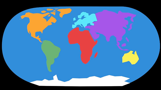 Continents of the World - 7 Continents - Flocabulary