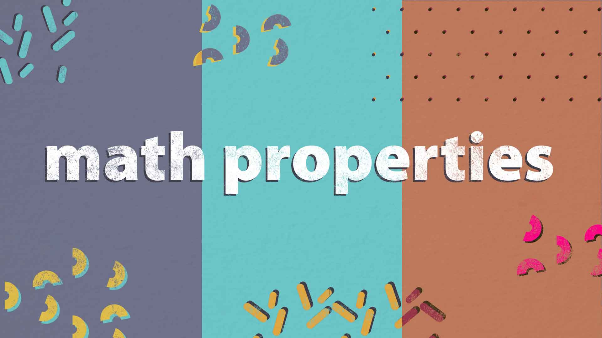 Math Properties - Math Properties Video - Distributive Property ...