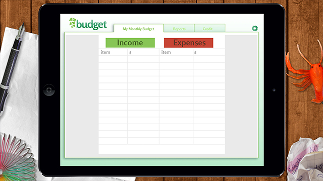 budgeting money management financial literacy flocabulary