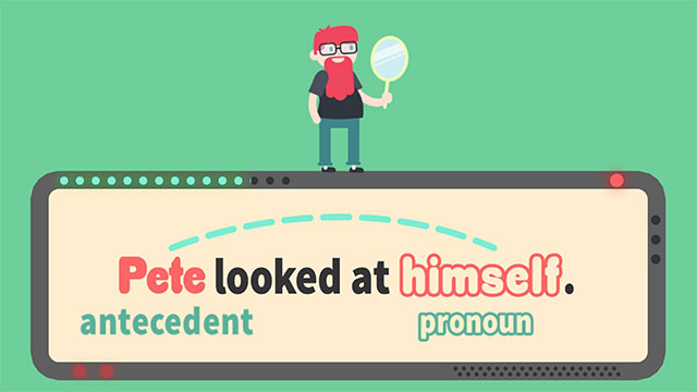 pronouns english grammar lessons grammar lessons flocabulary