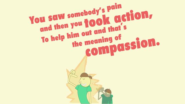 have compassion 5th grade vocabulary common core vocabulary